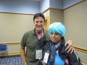 Me and Richard Epcar